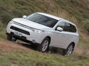 Softer Mitsubishi Outlander styling broadens appeal